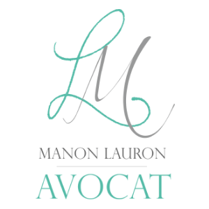 Manon Lauron Avocat Logo